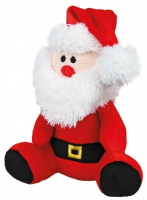 Trixie Assortment Christmas Santa Clauses, Reindeers and Bears with Sound 20 cm