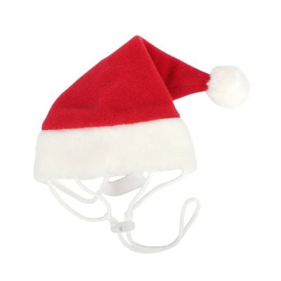 Puppia Santa's Hat Red