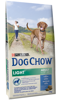 Dog Chow Adult Light | Turkey 14 kg