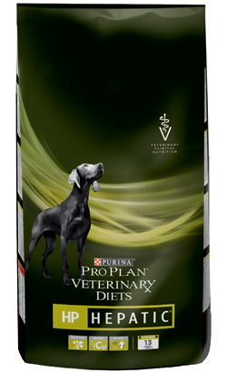 Purina PVD Dog HP - Hepatic 3 kg