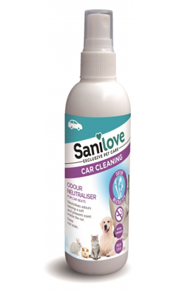 Sanilove Car Cleaning Eliminador de Manchas 125 ml