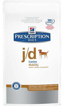 Hills Prescription Diet j/d Canine with Chicken 5 kg