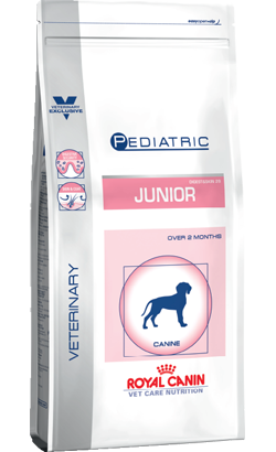 Royal Canin Vet Care Nutrition Pediatric Junior 4 Kg