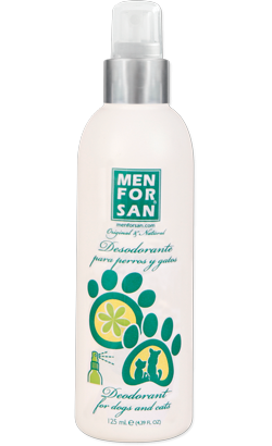 Menforsan Deodorant for Dogs and Cats 125 ml