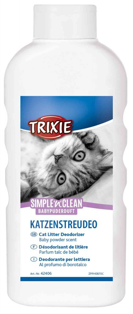 "Trixie Cat Litter Deodorant ""Fresh"" - 750 g"