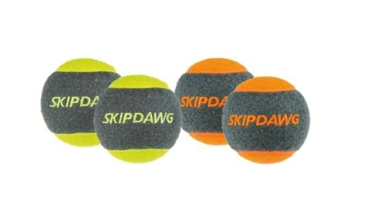 Skipdawg Tennis Ball 4Pc