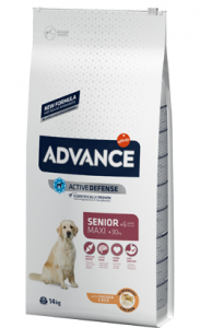 Advance Dog Maxi Senior +6 | Chicken & Rice 15 Kg