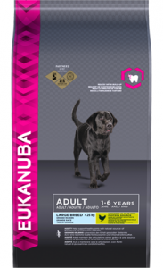 Eukanuba Adult Large Breed | Chicken 3 Kg