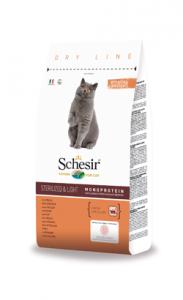 Schesir Cat Sterilized & Light with Chicken 400 g