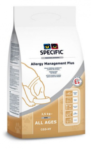 Specific Dog COD-HY Allergy Management Plus 2,5 kg