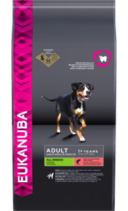 Eukanuba Dog Adult All Breeds | Salmon & Rice 2,5 kg