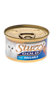 Stuzzy Gold Cat Mousse | Sole 6 X 85 g