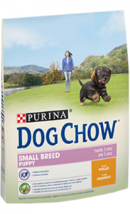 Dog Chow Puppy Small Breed | Chicken 2,5 kg
