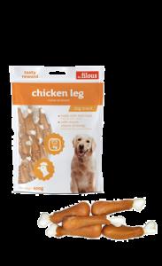 Eurosiam Snack Chicken Leg 1 kg