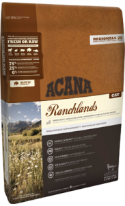 Acana Regionals Cat Ranchlands 340 g
