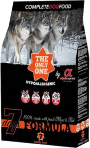 Alpha Spirit Dog Dry Food 7 Days Formula 12 kg