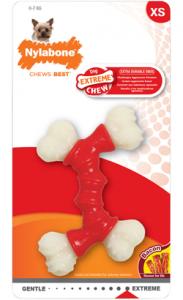 Nylabone Dog Extreme Chew Double Bone Small