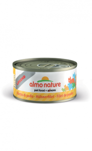 Almo Nature Cat Legend Chicken Fillet | Wet (Lata) 6 X 70 g