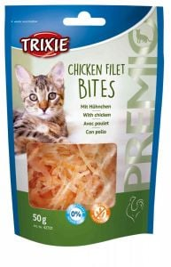 Trixie Premio - Chicken Filet Bits C/ Frango 50 Gr