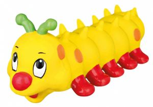 Trixie Dog Toy Caterpillar - 26 cm