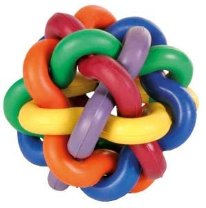 Trixie Knotted Ball for Dogs 7 cm
