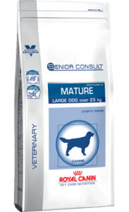 Royal Canin Vet Care Nutrition Senior Consult Mature Large Dog 14 Kg