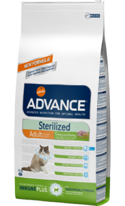Advance Cat Sterilised | Turkey & Barley 1,5 Kg