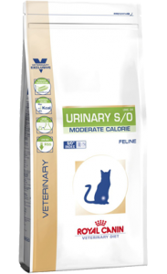 Royal Canin Urinary S/O Moderate Calorie Feline 1,5 Kg