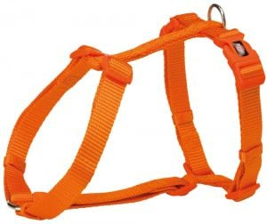 Trixie Premium H-Harness Papaya for Dogs