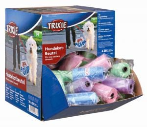 Trixie Assortment Dog Dirt Bags 70 rolls