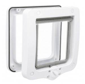 Trixie Door 4 Functions 20X22 cm (White)
