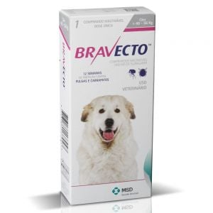 Bravecto 1400mg Dogs 40 - 56Kg