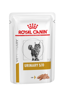 Royal Canin Urinary S/O Feline Loaf | Wet (Sachet) 12 x 85g