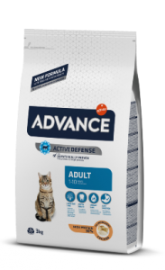 Advance Cat Adult | Chicken & Rice 1,5 Kg