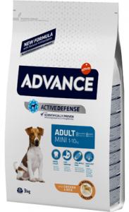 Advance Dog Mini Adult | Chicken & Rice 3 Kg