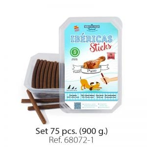 Mediterranean Ibericas Sticks Turkey 75 Units (900 gms.)