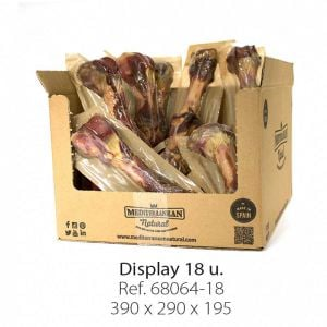 Mediterranean Serrano Ham Bone Pack with 18 (370 gms each)