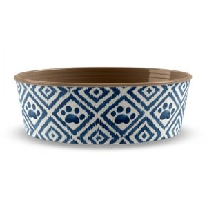 TarHong Footprints Small Bowl Blue 470 ML