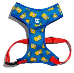 Zee.Dog Air Mesh Plus Harness Bart Simpson