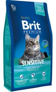 Brit Blue Cat Adult Chicken 300 g