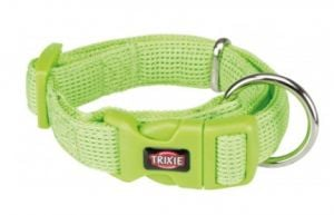 "Trixie Collar ""Comfort Soft"" (Green Apples)"