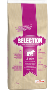Royal Canin Selection Croc Junior 15 Kg