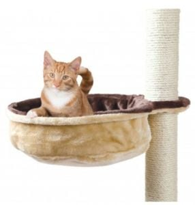 Trixie Cuddly Bag for Scratching Post 38 cm (Tan / Brown)