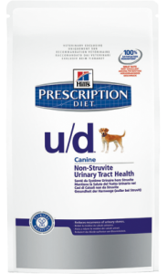 Hills Prescription Diet u/d Canine 5 kg