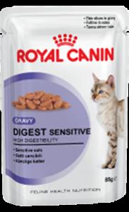 Royal Canin Digest Sensitive | Wet (Saqueta) 12 X 85 g