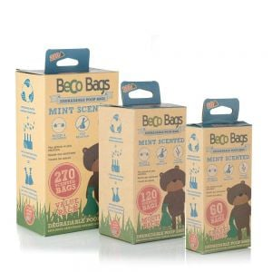 Beco Degradable Mint Bags