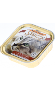 Mister Stuzzy Cat | Turkey 4 X 100 g