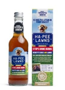 Woof & Brew Woof&Brew Ha-Pee Lawns 330Ml