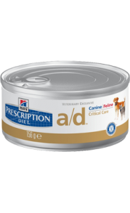 Hills Prescription Diet a/d Canine & Feline | Wet (Lata) 2 X 156 g