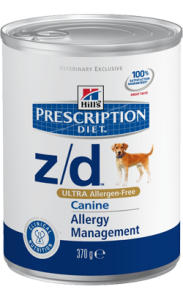 Hills Prescription Diet Canine z/d | Wet (Lata) 2 X 370 g